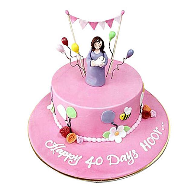 Pregnancy Cake:
