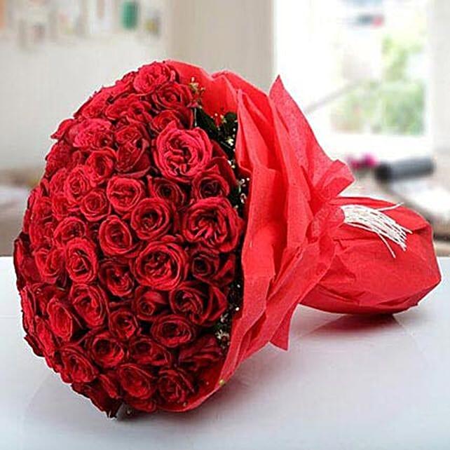 Roses To Express Ur Care: Send Bhai Dooj Flowers to UAE
