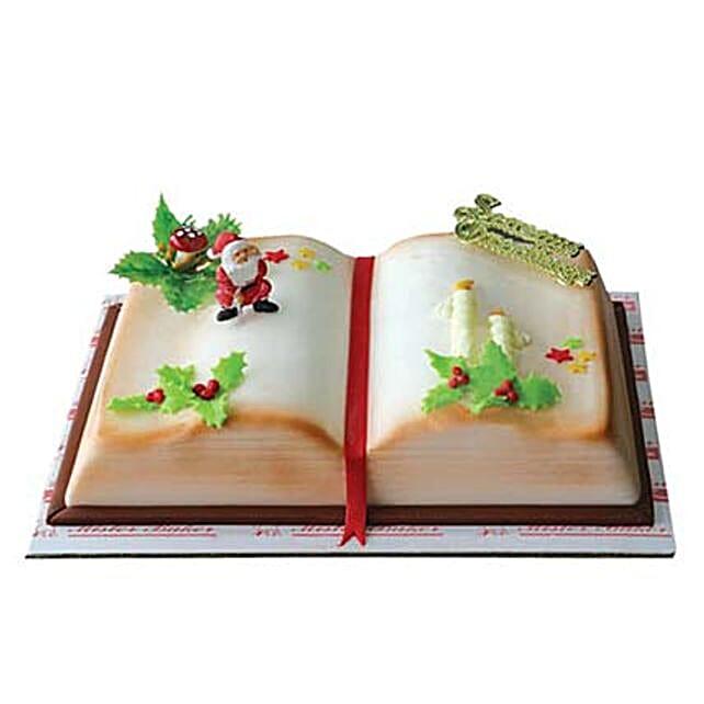 Santa Book: Send Christmas Cakes to UAE