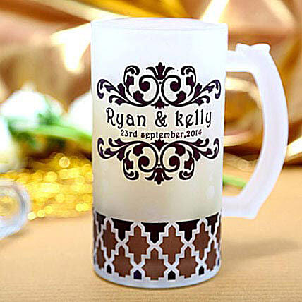 Special Personalize Beer Mug: Personalised Gifts UAE