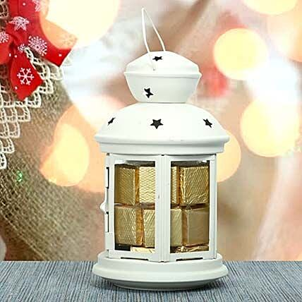 White Lantern n Chocolates: Send Christmas Home Décor Gifts to UAE