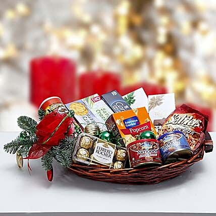 Winter Grace Hamper: Christmas Gift Delivery in UAE