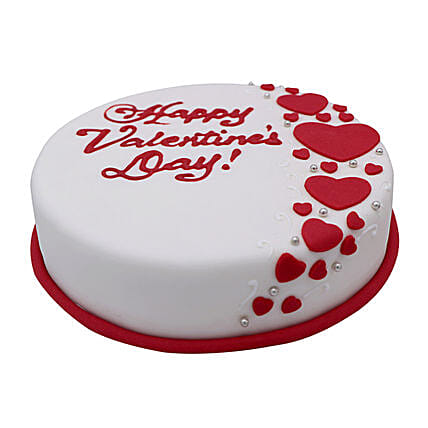 Special 1 Kg Valentines Day Cake: Gifts for Girlfriend in UAE