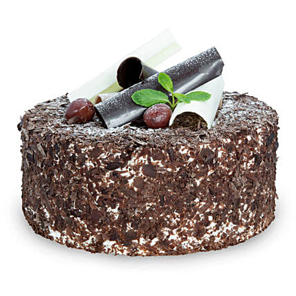 Blackforest Cake 12 Servings: Cake Delivery In UAE