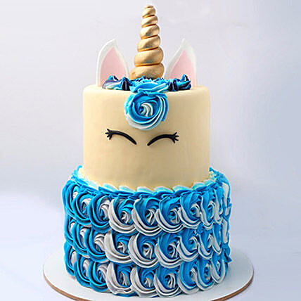 Magical Unicorn Cake 6 Kg: Kids