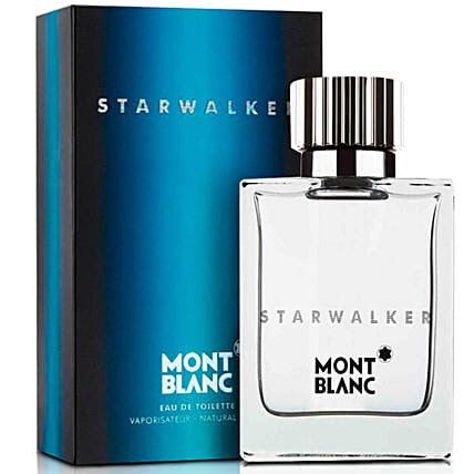 Star Walker Edt By Mont Blanc For Men 75 Ml: Perfumes Delivery in UAE