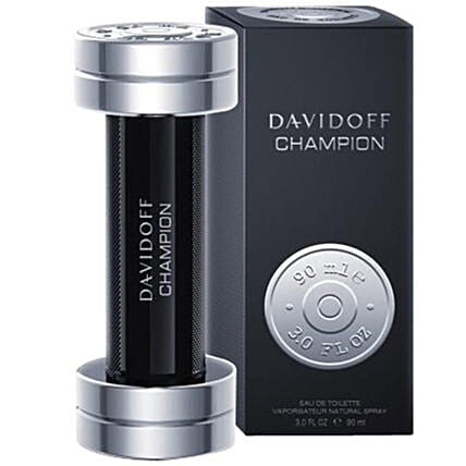 90 Ml Champion Edt For Men By Davidoff: Perfume to UAE