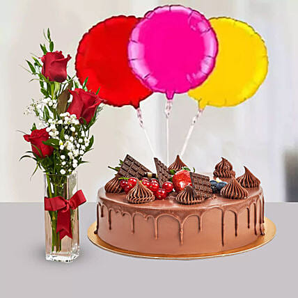 Birthday Surprise Collection: Same Day Flowers for Him in Dubai UAE