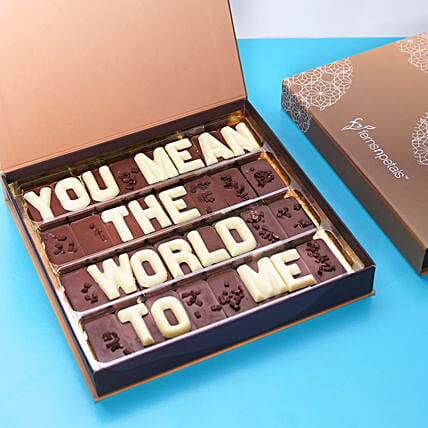 Mouth Watering Valentine Chocolates: Valentine's Day Gifts to Dubai