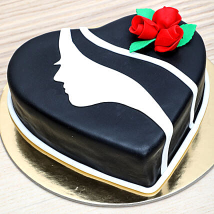 Delicious Womens Day Special Cake: Send Womens Day Gifts to UAE
