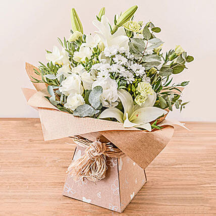 Evelyn Arrangement: Send Sympathy and Funeral Flowers to UK