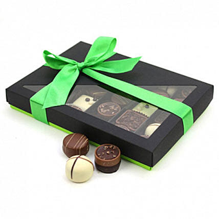 Box Of Assorted Belgian Chocolates30: Gifts to Cambridge