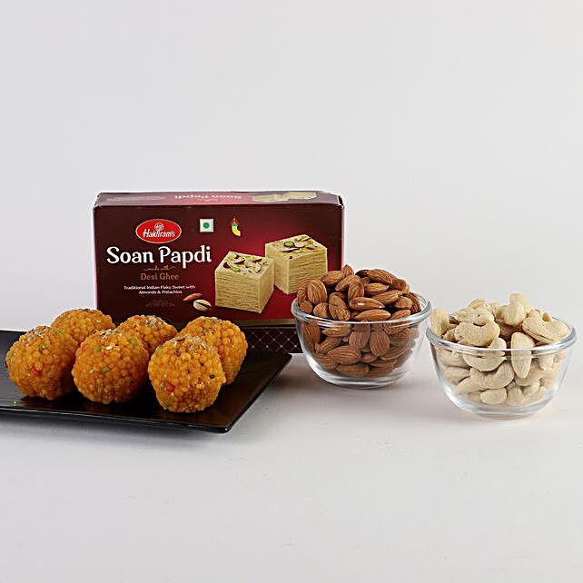 The Sweet Festive Hamper: Send Diwali Gifts to London
