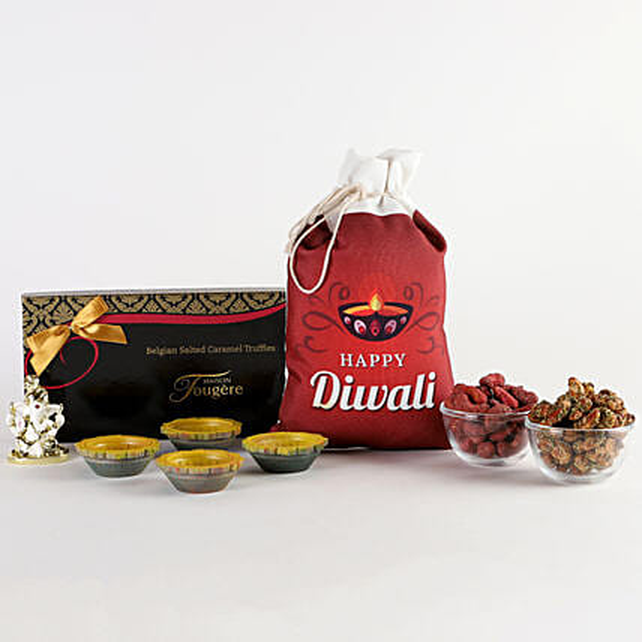 Diwali Celebrations: Diwali Gifts to London