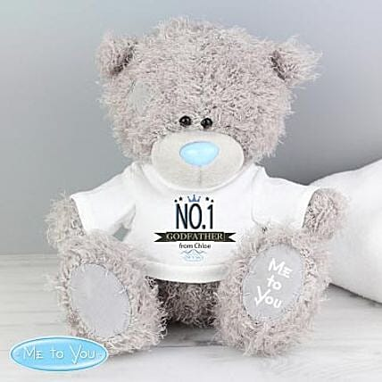 Personalised Me To You Bear With T Shirt: Send Personalised Gifts to UK