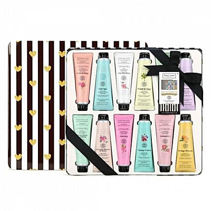 Hand Treatment Butter Set: Cosmetics and Spa Hampers to UK
