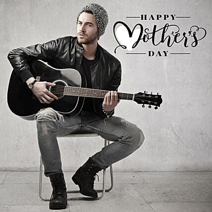 Mother's Day Special Guitar Tunes: Send Mothers Day Gifts to UK
