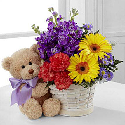 Best Year Bouquet: Send Birthday Gifts to New Jersey