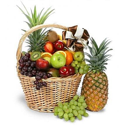 Colossal Fruit Basket: Send Mothers Day to USA