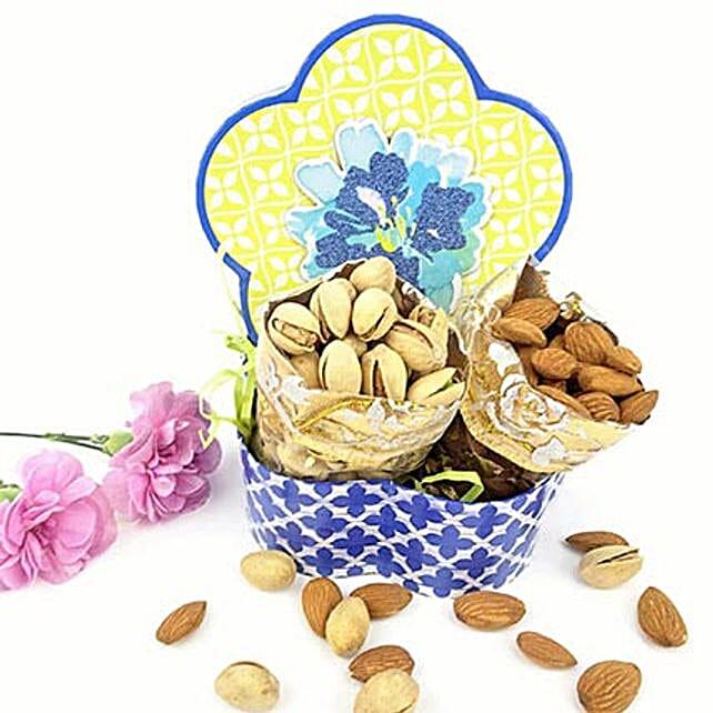 Pista N Almond Love Combo: Bhai Dooj Gifts to California