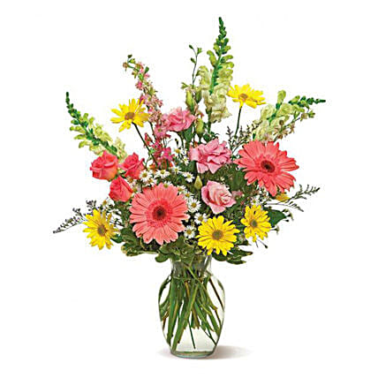 Power of Flowers: Mixed Flowers in USA