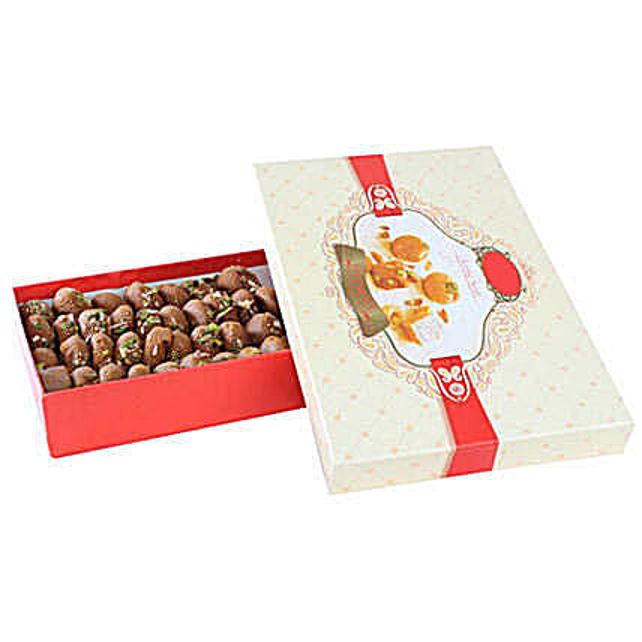Mathura Peda 340 Grams: Gifts to USA Free Shipping