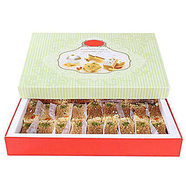 Milk Cake: Send Holi Gifts to USA