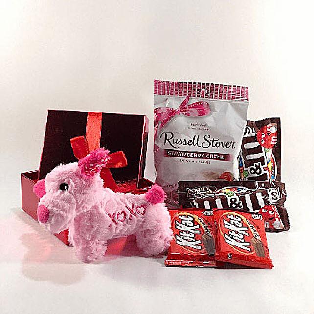 Xoxo: Valentine's Day Chocolates to USA