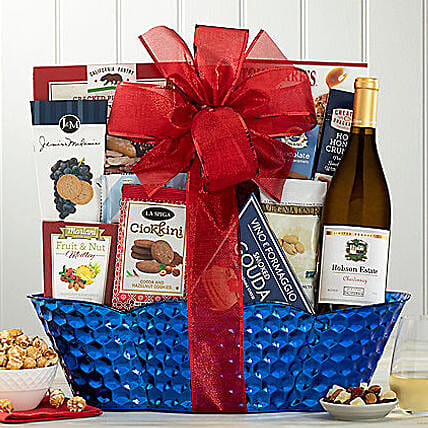 Barrel Hoops Chardonnay Bon Appetit: Send Propose Day Gifts to USA