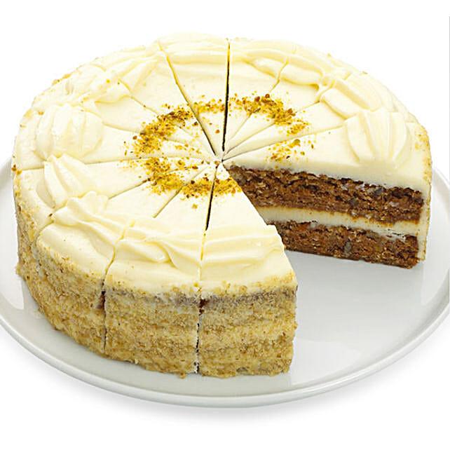 Carrot Cake 14 Pcs: