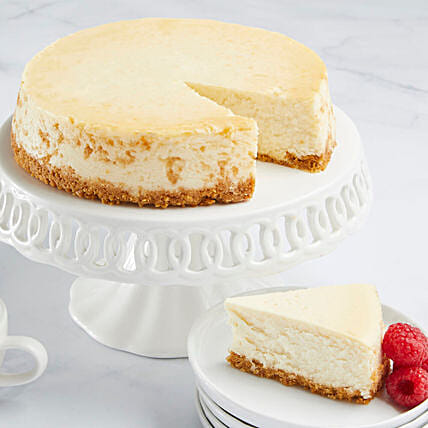 New York Cheesecake: Cheesecakes for USA