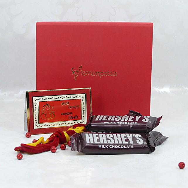 Hersheys Special Bhai Dooj Greetings: Send Bhai-Dooj Chocolates to USA