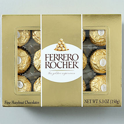 12 Rocher Delight: Gifts to San Francisco
