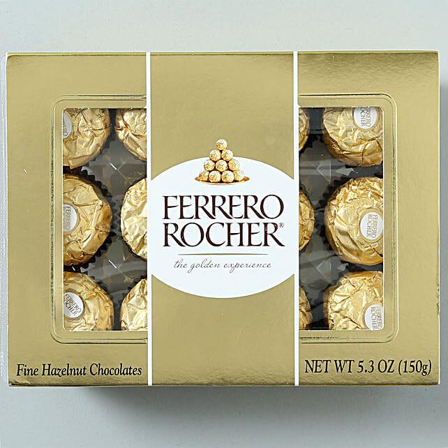 Ferrero Rocher Box: