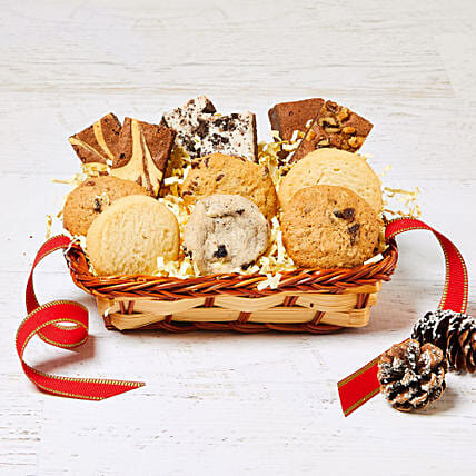 Small Biz Snack Basket: Cake Delivery in New Jersey