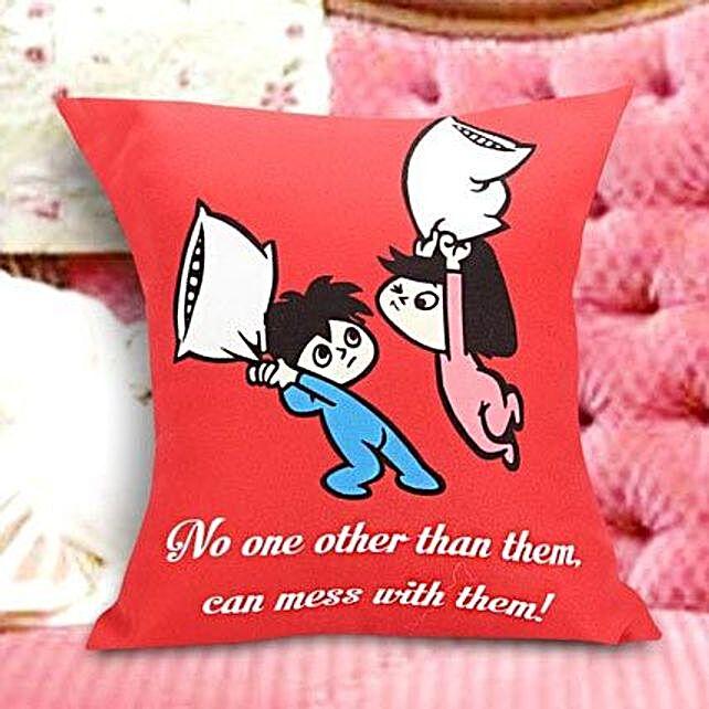 Cute N Adorable Cushion: