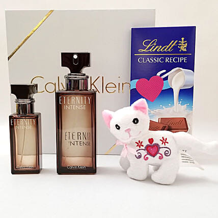 Fragrant Love Valentine Gift: Birthday Combos to USA