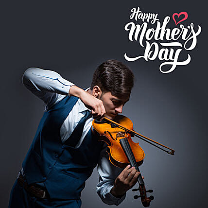 Mother's Day Special Violin Tunes: Send Mother's Day Gift to USA