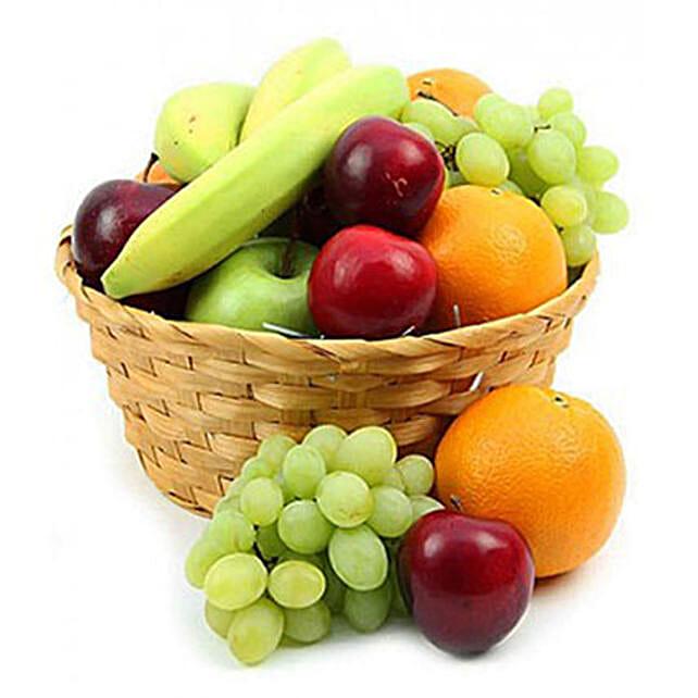 Refreshing Fruit Basket: Send Gifts to Vietnam