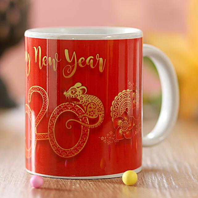 New Year 2020 Mug: Send Chinese New Year Gifts to Vietnam