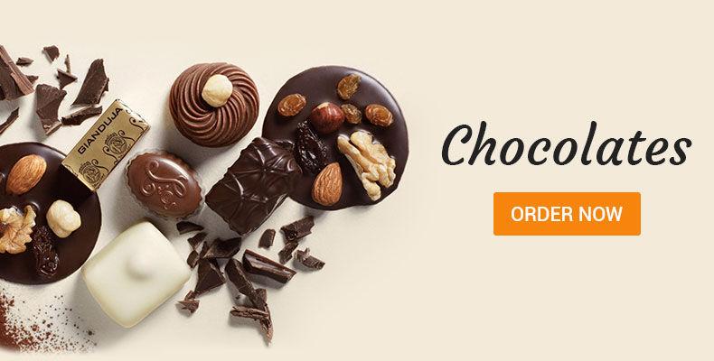 Chocolates to Malaysia