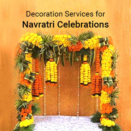 Navratri Decoration Services