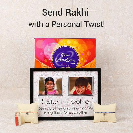 Personalised Rakhi Online