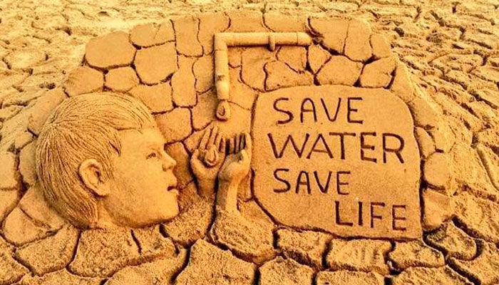 Save Water for Environment
