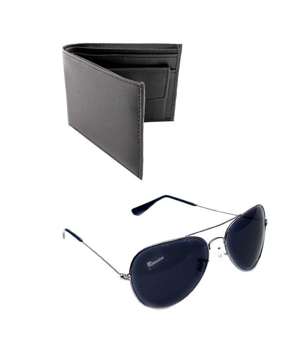 Wallet and Sunglasses