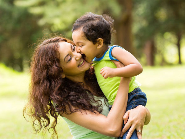 Mom is the Best Nurturer When You are a Kid