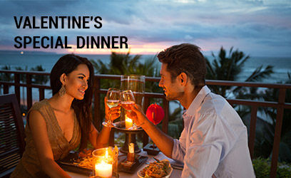 dining experiences for valentines