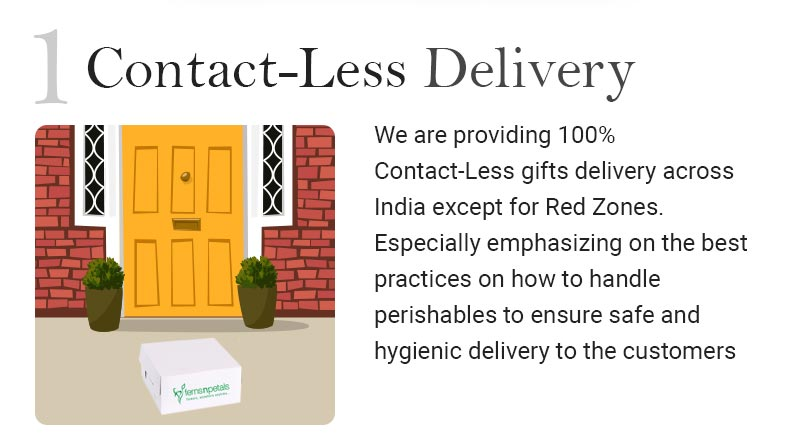 Contact-less Delivery