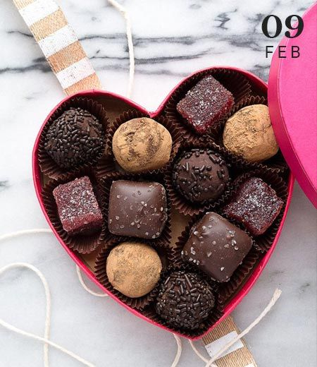 valentine Chocolate day gifts