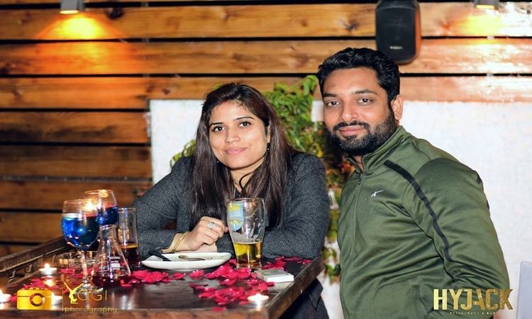 Romantic Fine Dining In South Delhi
